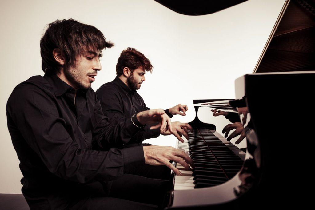 Boidi Piano Duo - Centrale